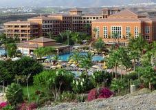 hotell tenerife Royaltyfria Bilder