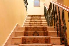 hotell uppför trappan Royaltyfri Foto