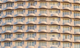 Hotellbyggnaden Arkivbilder