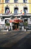 Hotelldes Indes Royaltyfri Bild