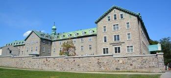Hotellet-Dieu de Montreal Royaltyfria Bilder