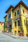 Hotellet för fyra säsonger i Istanbul Fotografering för Bildbyråer