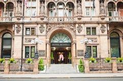 Hotellet Russell Arkivfoton
