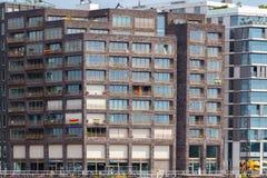 Hotellet &SAMHOUD FÖRLÄGGER Amsterdam Royaltyfria Foton