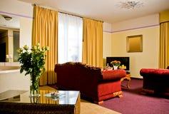 hotellfölje Fotografering för Bildbyråer