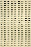 hotellfönster Arkivfoton
