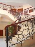 hotellinterior Arkivbild