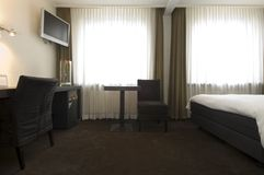 hotellinteriorlokal Royaltyfri Bild