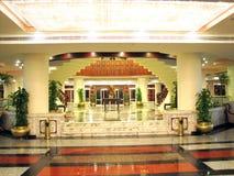 hotellinteriorlyx Arkivbilder