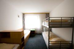 hotellinteriorstandart Arkivbild