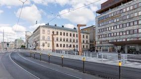 Hotellkomfort och Seat av landshövdingen och länsstyrelserna av Vastra Gotaland Royaltyfri Foto