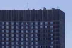 Hotellkosmos i Moskva Royaltyfri Fotografi