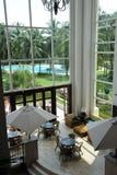 hotelllobby Royaltyfri Fotografi