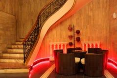 Hotelllobby Royaltyfria Bilder