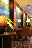 Hotelllobby i Bangkok Royaltyfri Fotografi