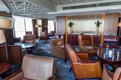 Hotelllobbyen Royaltyfria Foton