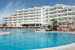 hotelllyx Arkivfoton