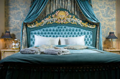 hotelllyxlokal Royaltyfria Foton