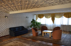 Hotellmötelobby Arkivbilder