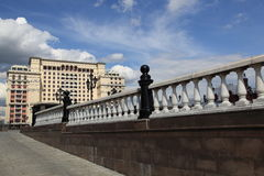 hotellmoscow moskva Arkivbilder