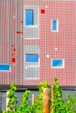 hotellnr. för 2 facade Arkivbild