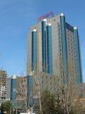 HotellRAMADA i Astana/Kasakhstan Arkivbilder