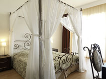 hotellromantikerlokal royaltyfri fotografi