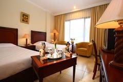 hotellrum royaltyfria foton