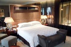 Hotellrum Royaltyfri Bild