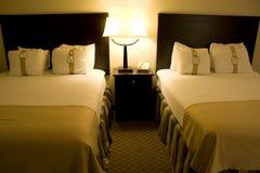 Hotellrum Royaltyfri Foto