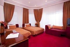 Hotellrum arkivfoton