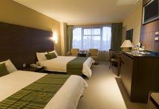 hotellrum Arkivfoto