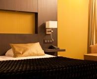 Hotellrummet Arkivbild