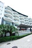 hotellsemesterorter Royaltyfria Bilder
