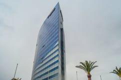 Hotellsheratonoran algerier royaltyfria bilder