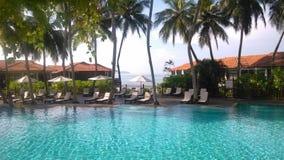 HotellsiktsPrincetown vinter Malaysia arkivfoton