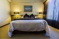 Hotellsovrum Arkivbilder