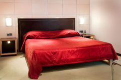 hotellstjärna för sovrum fem Fotografering för Bildbyråer