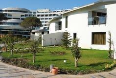 hotellvilla Arkivbild