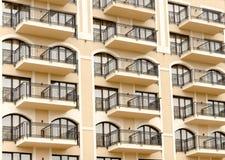 Hotelmuster Stockbilder