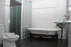 Hotelowa łazienka Fotografia Stock