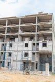 Hotelowa budowa Obraz Stock