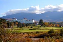 hotelowa góra Washington Fotografia Royalty Free