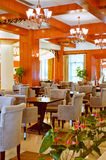 hotelowa kanapa Fotografia Royalty Free