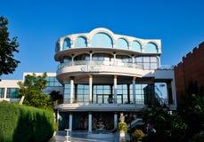 Hotelowa konwencja Cenntre i funkcja, Tirana, Albania obrazy royalty free