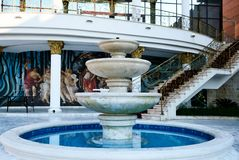 Hotelowa konwencja Cenntre i funkcja, Tirana, Albania fotografia royalty free