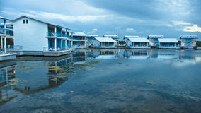 hotelowa laguna obraz stock