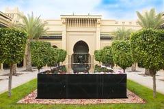 Hotelowa Mazagan miejscowość nadmorska Maroko Zdjęcie Stock