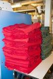 Hotelowa pralnia Obraz Royalty Free