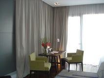 Hotelowa sypialnia Fotografia Royalty Free